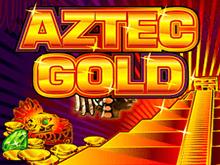 Автомат Aztec Gold с бонус игрой