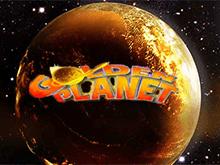 Автомат Golden Planet с бонусом в казино онлайн