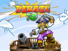 Игровой автомат Pirate 2 с бонусом