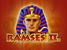 Игровой автомат Ramses II : играть на деньги