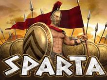Игровой автомат Sparta с бонусом без депозита