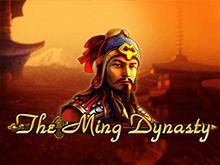 Игровой автомат The Ming Dynasty с бонусом
