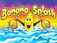 Автомат Banana Splash с бонусами