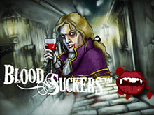 Автомат Blood Suckers на деньги