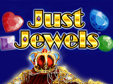 Автоматы Just Jewels в казино