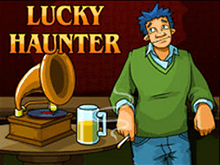Автомат Lucky Haunter с бонусами