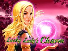 Автомат Lucky Lady's Charm в казино