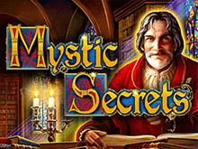 Автомат Mystic Secrets с бонусами