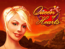 Автомат Queen of Hearts в казино