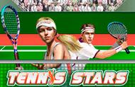 Играйте на деньги в автомат Звезды Тенниса