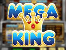 Классический автомат на деньги с интересными функциями - Мега Король