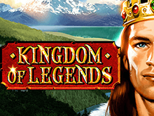 Kingdom of Legend – игровой автомат с бонусными турами