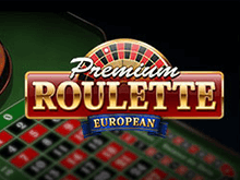 Premium Roulette European – игровой автомат с высоким RTP